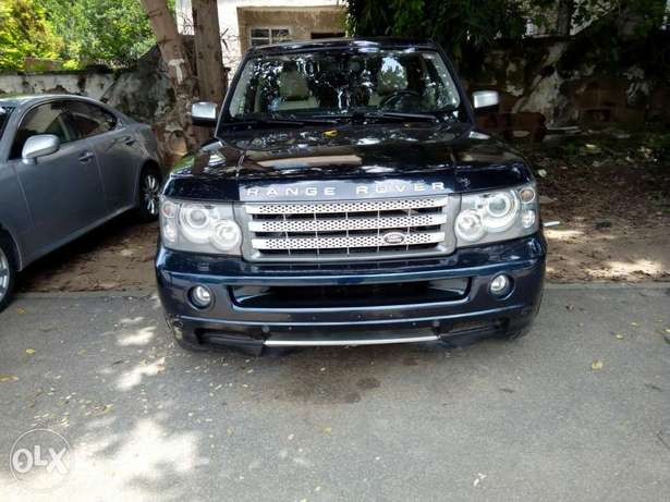 Cleanest Range Rover Sports for sale Maitama - image 5