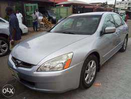 super clean 2004 accord v6 engine (toks standard)