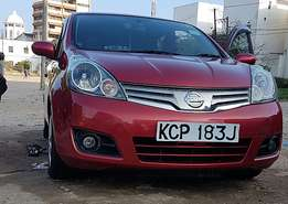 Nissan Note on quick sale(2011)