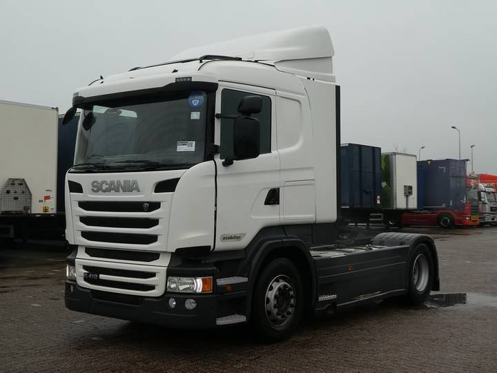 Scania R410 cr19 ret. scr only - 2014