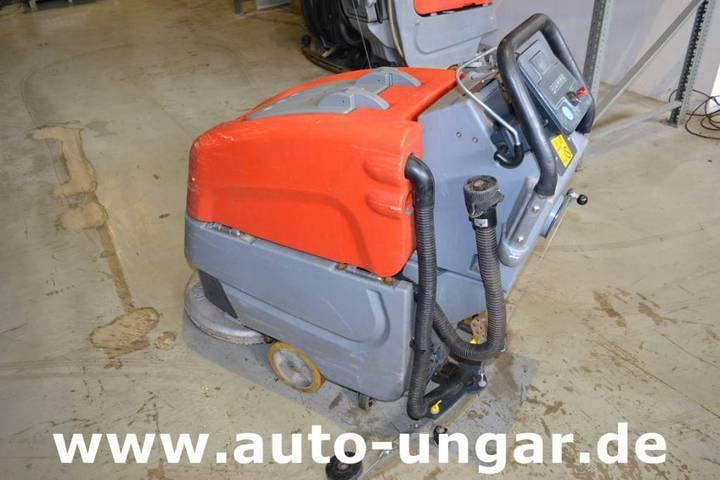 Hako B45 Cl Scheuersaugmaschine Eigener Antrieb 1.635 S - 2010
