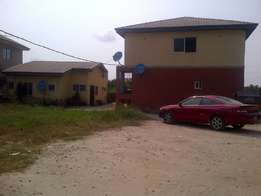 mini flat for rent in greenville estate, badore-ajah