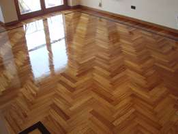 Professional Services in Floor Sanding & Varnishing.