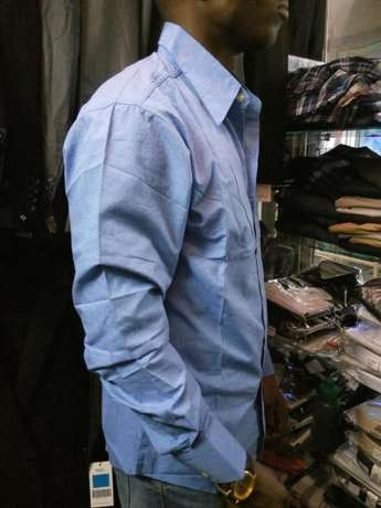 Slim-fit casual Plain shirts Nairobi CBD - image 5