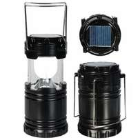 Hot Solar Rechargeable LED Camping Lantern Super Bright Camping Light