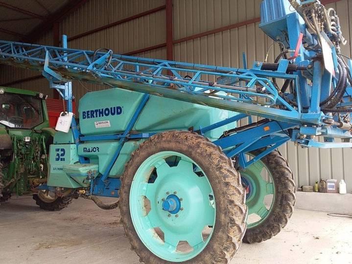 Berthoud major 32 dp tronic - 2003