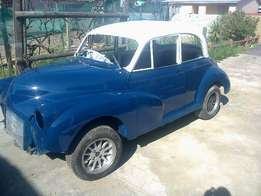 Morris minor for sale as spares