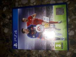 ps4 fifa 16 almost new very neat