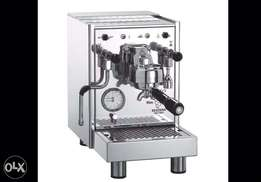Commercial Coffee machine Barrera single group , made in Italy 750 bd