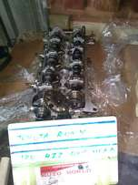 Toyota RunX 140 4ZZ Complete Head For Sale