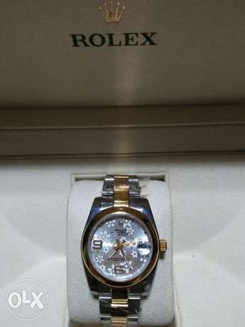 Rolex Date Just For Ladies First Copy