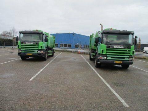 Scania 94 DB 4X2 NA 230 RHD - 2003 - image 10