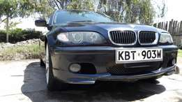 Leather interior Fully loaded BMW 320i on quick sell