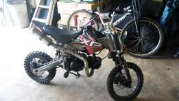 Pitbike puzzley 125cc
