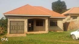 Titled shell house for sale (kavumba recreation center)