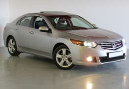 2011 Honda Accord 2.4i Executive Auto