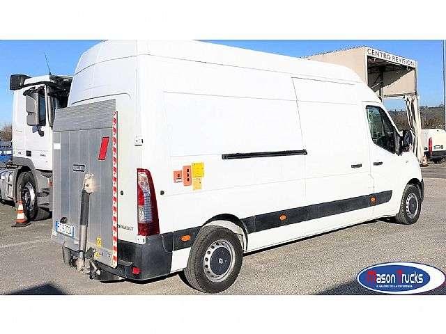 Renault Master Con Sponda Di Carico - 2016