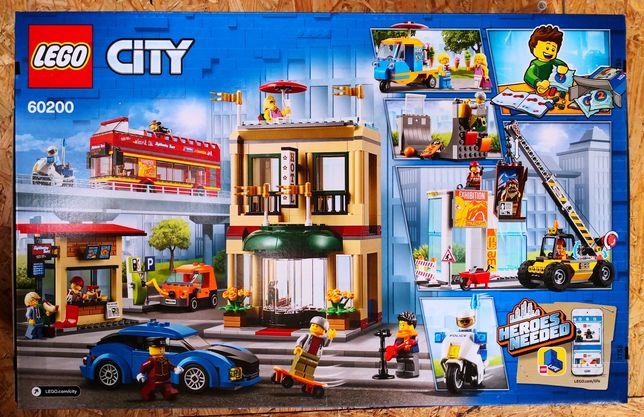 Lego City 60200 Stolica Nowe Przeźmierowo Olxpl
