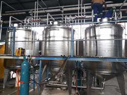 All your stainless steel processing requirements