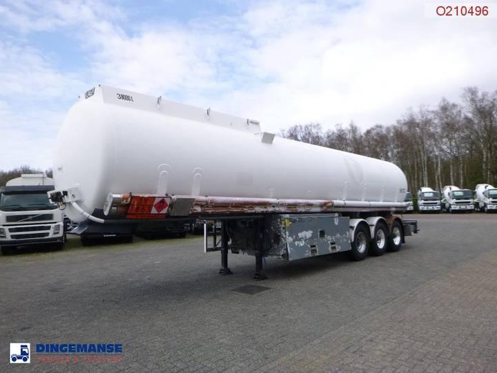 LAG Jet fuel tank alu 39 m3 / 1 comp / ADR 10/2019 - 2002