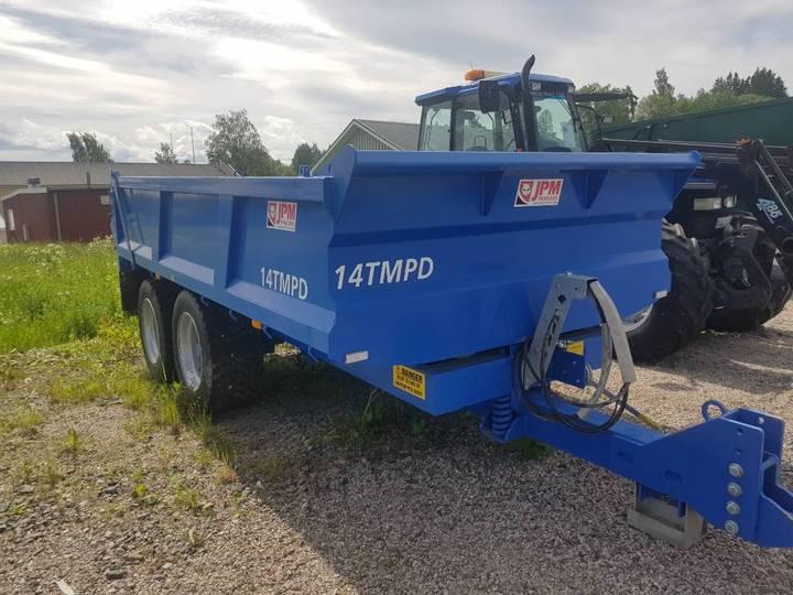 JPM Dumpervagn 14 Ton
