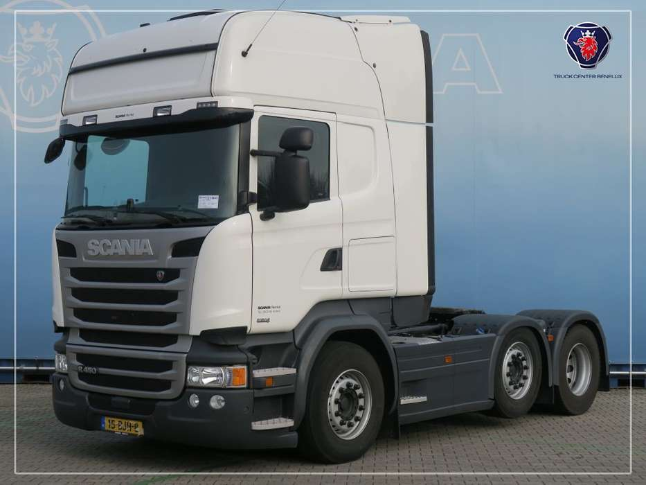 Scania R450 LA6X2/4MNB SCR ONLY - 2017
