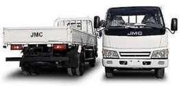 JMC CARRYING 2.8 tDI lUX lWB d/s/c/c