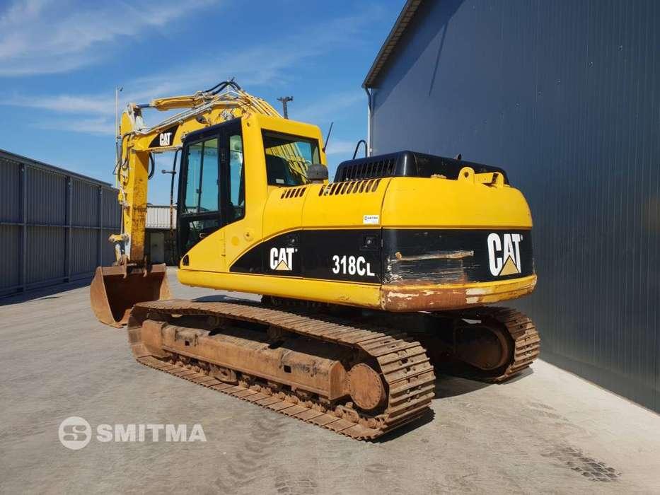 Caterpillar 318C L • SMITMA - 2007 for sale | Tradus