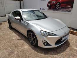 2012 Toyota 86 2.0 High Spec, only 67 000 km for R 239 995