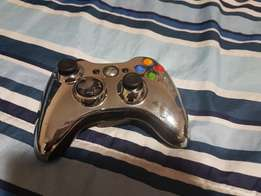 XBOX 360 Chrome remote