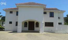 Remarkable 5bdrm sea front villa in a gated community for sale