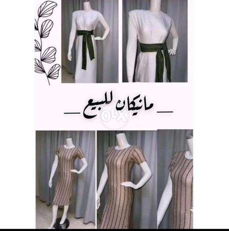 Mannequin and Clothing Stands for Abayat and Clothes