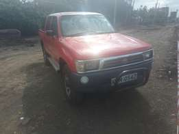 Toyota Hilux 3L engine locally assembly quick sel.l