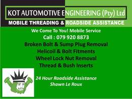 Sump Thread Repair Specialist