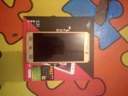 Android Itel S31 gold for sale