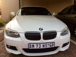 BMW 335i convertible M Sport auto facelift for sale