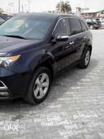 Clean Nigeria used Acura MDX 2010 model up for grab