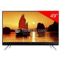 "HyperReal Picture on SAMSUNG 49"" FHD SMART WIFI LED TV plus mount"