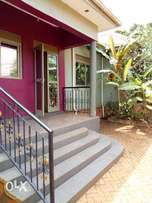 Double self contained House available for rent in najjera