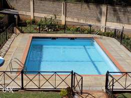 1 bedroom fully furnished apartment off sports rd westlands; To Let.