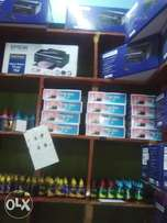 toner refill and epson ink