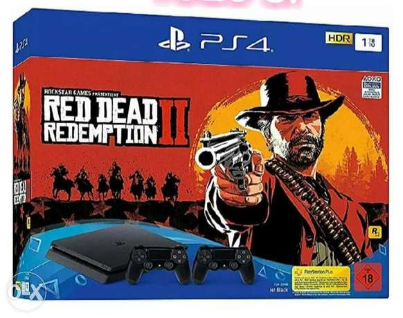 PS4 (1TB) +Headset + Ext. Hard disk 320G