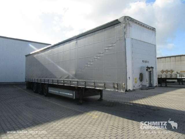 Schmitz Cargobull Curtainsider Standard - 2014