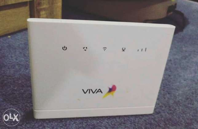 Viva Unlocked B315 Router 4G sell