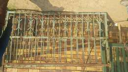 Gates , rails and security lock up gates for sale.