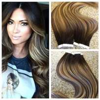 Human hair extensions ... new 100% human remy