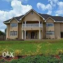 Muthaiga North, 5 bedroom house to let with dsq.