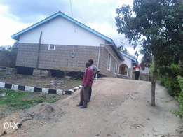 3 bedroom own compound house