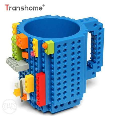 Transhome Building Blocks Mug