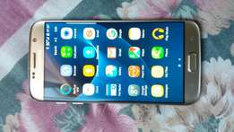 Samsung Galaxy S7 edge. New condition